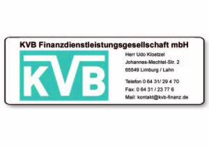KVB Udo Klötzel