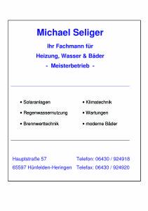 Michael Seliger