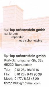 TipTop Schornstein